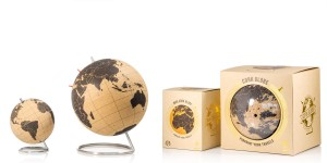 SUCK UK Cork Globes