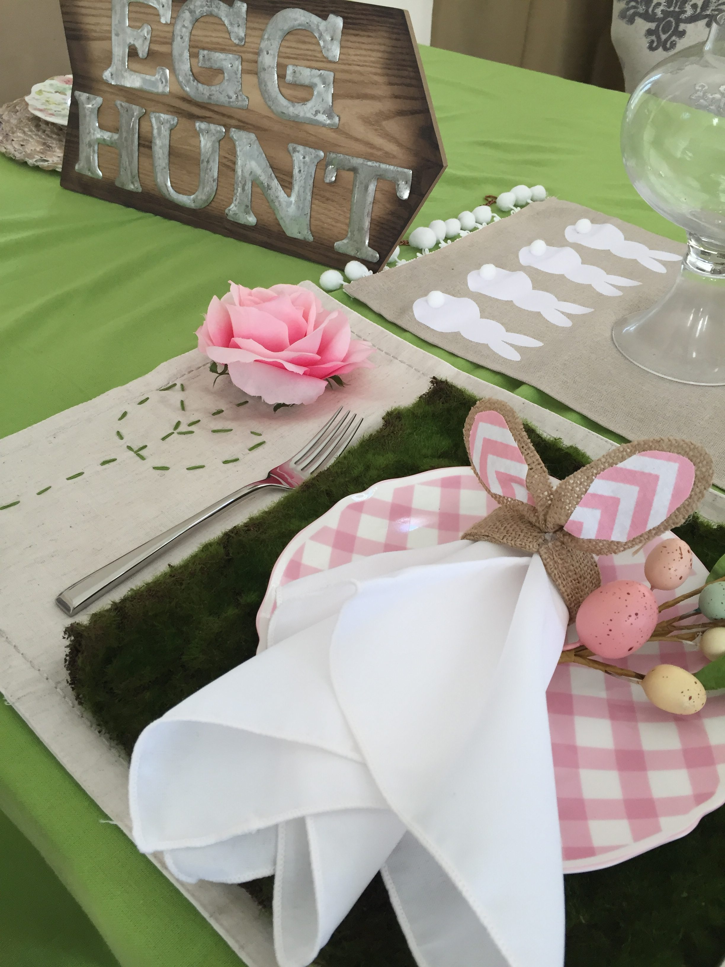 Easy Easter Table And Diy Ideas For Kids Jamieo
