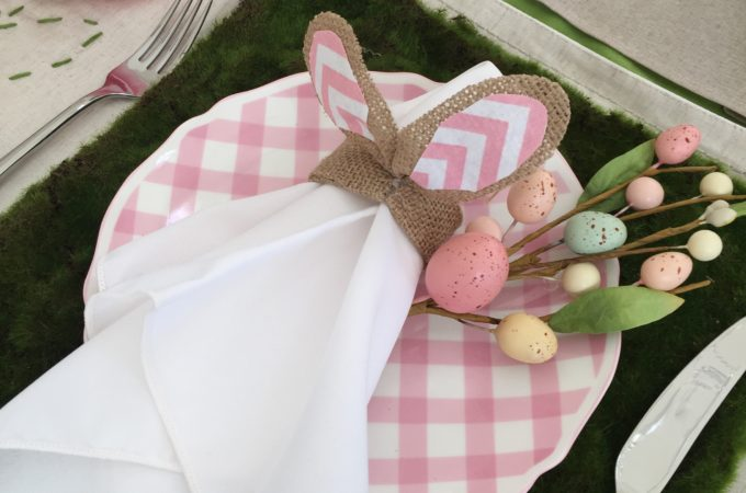 Easy Easter Table And Diy Ideas For Kids Jamieo Co