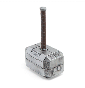 ThinkGeek Thor Hammer Tool Set for Father's Day