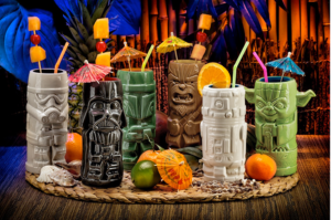 ThinkGeek Star Wars Geeki Tikis for Father's Day