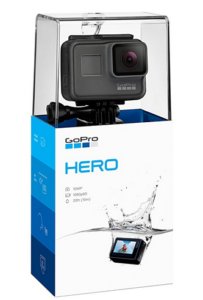 NEW! GoPro Hero Released in April 2018 for Father's Day