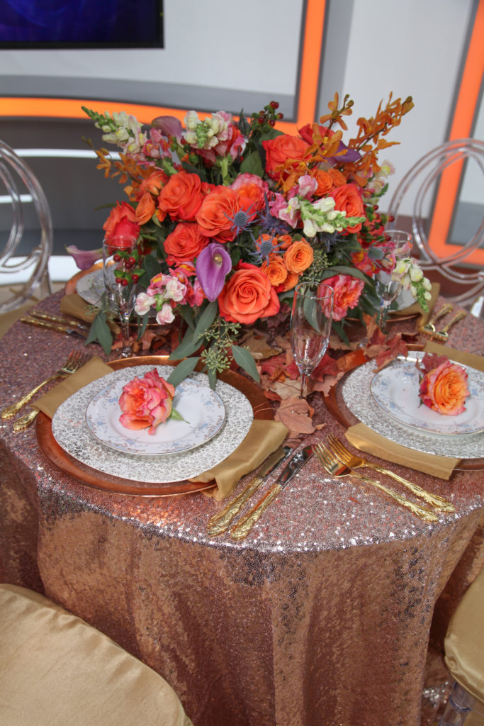 Wedding Trends 2018 Glamorous Tables