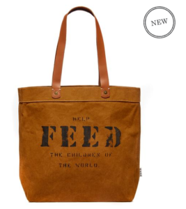 FEED Harriet Canvas Bag