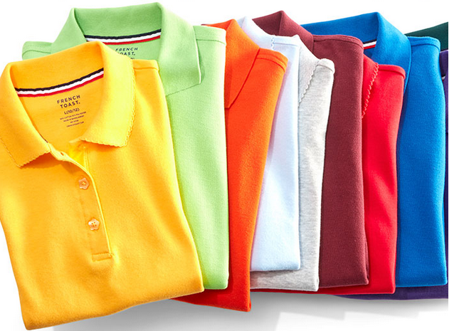 French Toast Clothing Polos