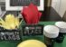 Game Day Table Decor