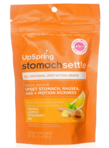 UpSpring Stomach Settle Nausea Drops