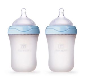 Perry Mackin Silicone Baby Bottles